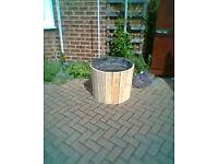 garden planter open to offers