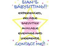 Babysitting services!!