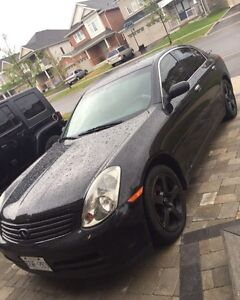 2004 infinity G35!!  $2900 or trade for truck