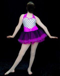 Extra Large child Dance Costume