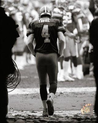 Brett Favre Green Bay Packers Photo Picture Print (Brett Favre Green)