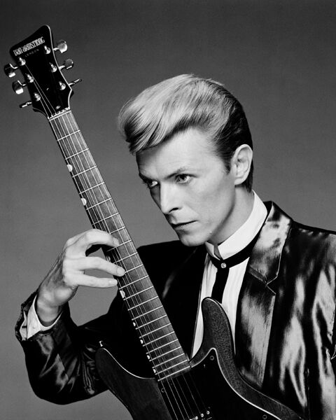 "David Bowie~ Poster~16"" x 20"" Photo"