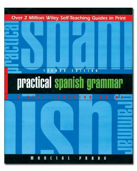 Grammar Spanish Books - Very good conditions (+ 1 book is free) | in New  Malden, London | Gumtree