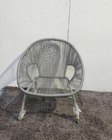 Grey Garden Spring Chair No270914