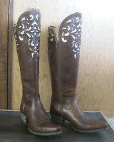 fancy cowgirl boots