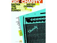Music gig charity event to raise money for dougie Mac in stoke £10 top line up! Stoke on Trent