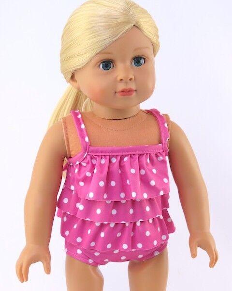 b5c6d3791 Lovvbugg Hot Pink 2pc Tankini Swim Suit for 16