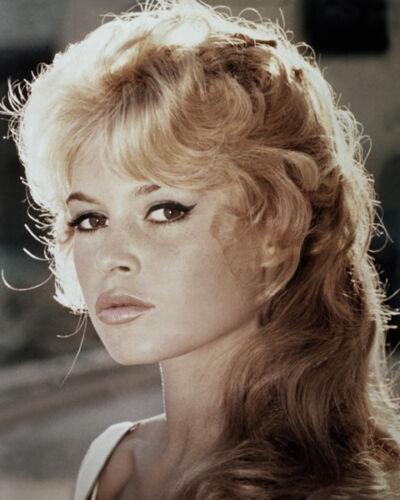 8x10 Print Brigitte Bardot Beautiful Portrait #3202