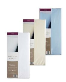 Bargain Brand NEW Clearance Sale 180 Thread Count Double or King Fitted Sheet, Smoke & Pet Free Home