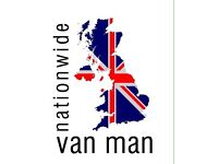 24-7 Big Van & Man Hire for moving House,Clearance, Office & piano Removal
