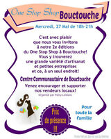 One Stop Shop Bouctouche!