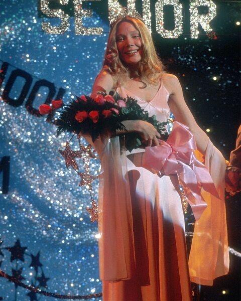 Carrie movie photo print # 1 - Sissy Spacek (Brian De Palma Horror)