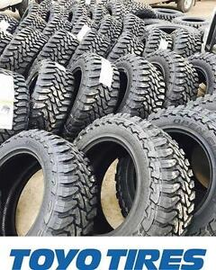 FACTORY DIRECT!!! TOYO TIRES ON SALE NOW!! We Will not be beat on our TOYO PRICES!!