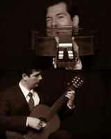 Beautiful Classical Guitar for your wedding!
