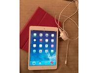 iPad mini 16GB white / silver wifi + 3G