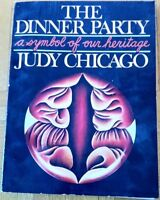 JUDY CHICAGO – THE DINNER PARTY