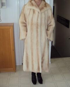 Vintage Full length Pearl Mink Coat by Hurting Furs Edmonton Edmonton Area image 2