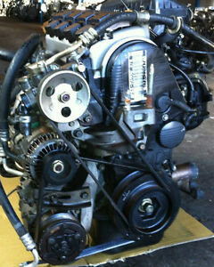 HONDA CIVIC 1.7 L ENGINE