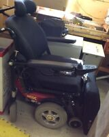Power chair in excellent condition