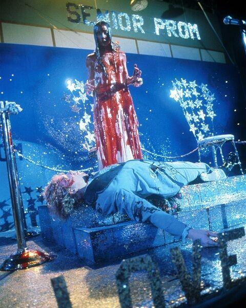 Carrie movie photo print # 2 - Sissy Spacek (Brian De Palma Horror)