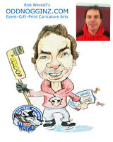 Live Event Caricaturist! The Party Artist
