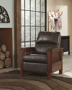 Reclining Mission Chair