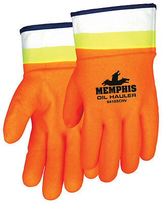 Memphis Glove Size L Oil Petrochemicals Protection Gloves6410schv 1 Pair
