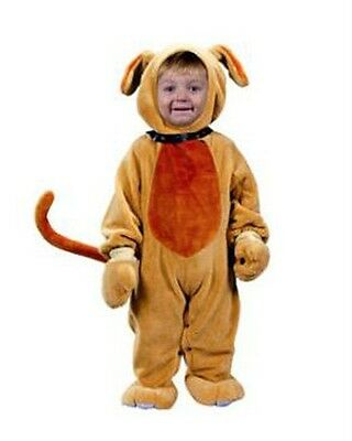 Nwt Playful Puppy Dog Halloween Costume Girl Toddler Baby 6-12M Jumper - Girl Puppy Halloween Costume