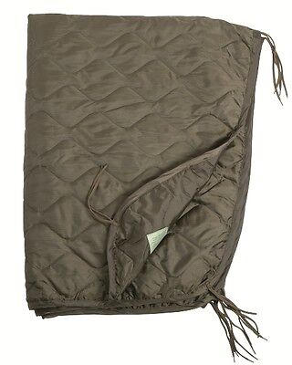 Poncho Liner (Steppdecke), Decke, Camping, Outdoor            -NEU- Poncho Liner