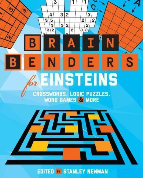 NEW Brain Benders for Einsteins By Peter Ritmeester Paperback Free Shipping