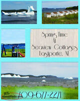 FOR SALE - Seaview Cottages - Located in BEAUTIFUL Eastport, NL