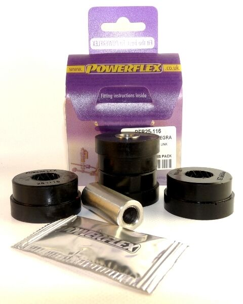 Powerflex Rear Upper Outer Link/hub Bush Pfr25-116 For Honda Integra R Dc2