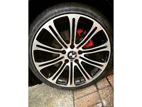 BMW mv3 alloys
