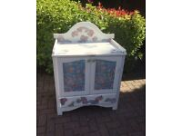 Large solid wood cupboard/unit