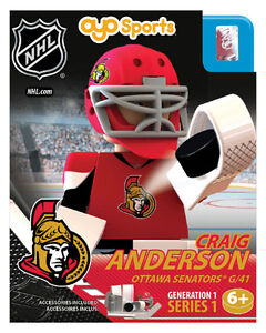 OYO NHL Hockey Goalie: Craig Anderson @ Toys on Fire