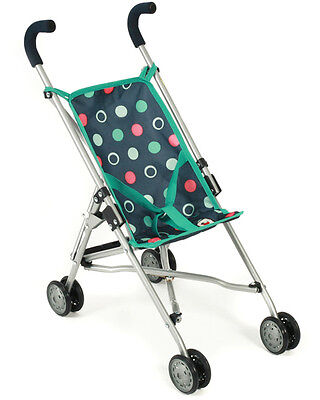 Bayer Chic 2000 Puppenbuggy Roma menta Buggy Puppenwagen für Kleinkinder NEU ()