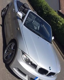 BMW 118d Convertible £10,250 ONO