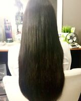 Tape Hair extensions and everything else!
