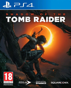 Tomb Raider: Shadow of the Tomb Raider PS4 unopen