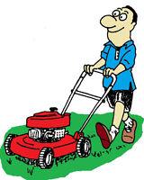 Lawn/grass cutting service (Ottawa, Kanata, Aylmer/Hull areas)