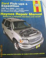 1997-2003 Ford Pick-ups & Expedition Haynes Repair Manual