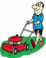 Looking for lawns to mow and maintain in Glace Bay