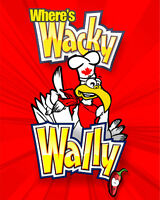 MASCOT needed for WACKY WINGS