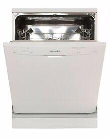 Montpellier 60cm White Fullsize Dishwasher - MD112FS60W BRAND NEW BOXED