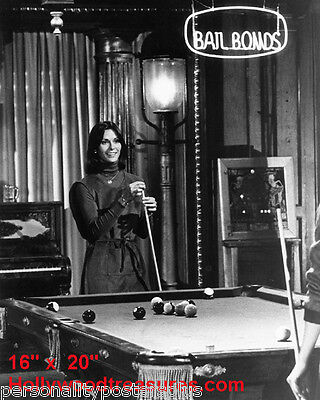 "Charlies Angels~Shooting Pool~Playing Pool~Billiards~16"" x 20""~Poster~ Photo"