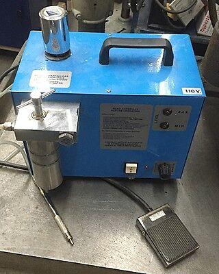 Model Sra 250 H2o Welder Fusion Pulse Arc Tack Welder