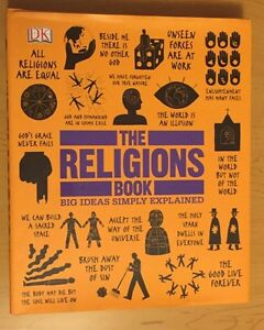 The Religions Book: Big Ideas Simply Explained