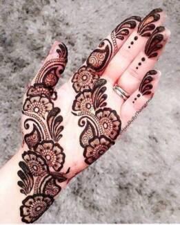 Apexa Mehndi Designer - Mehandi /Henna tattoo