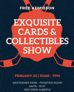 Exquisite Cards & Collectibles Show - Feb 25, 2017