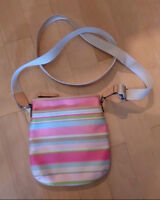 Authentic Coach Purse with adjustable strap